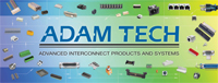 ADAM TECH Logo