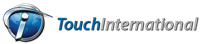TOUCH INTERNATIONAL Logo