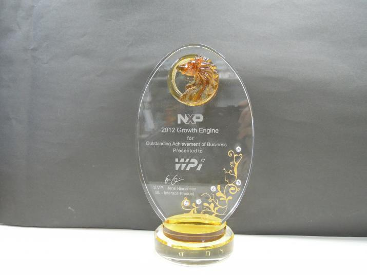 Growth Engine for Outstanding Achievement of Business in YR2012