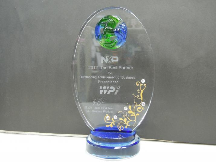 The Best Partner for Outstanding Achievement of Business in YR2012