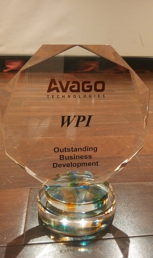 Outstanding Business Development.