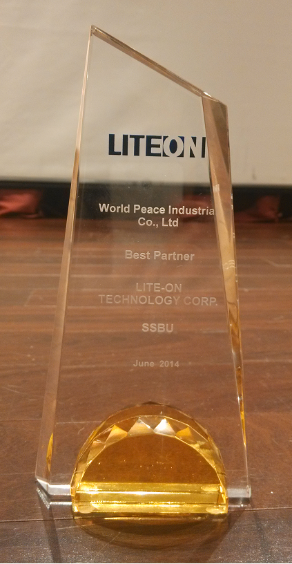 Best Partner. LITE-ON TECHNOLOGY CORP.