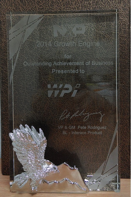 2014 Growth Engine for Outstanding Achievement of Business