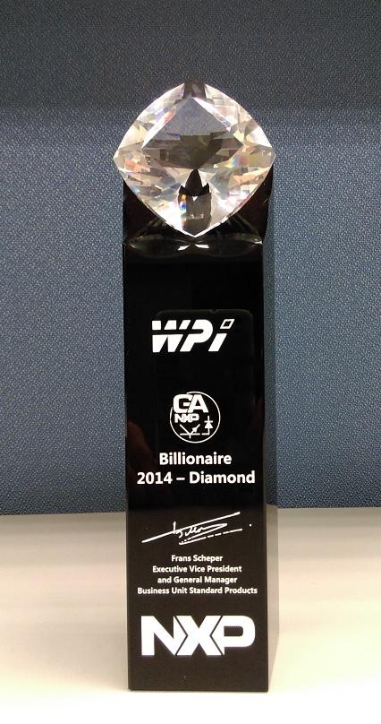 Billionaire 2014 Diamond