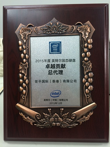 Intel-2015-Best distributor of the year