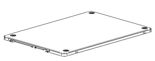 MTFDDAK480MBB-1AE1ZABYY Micron  SSD