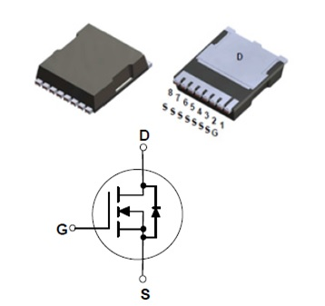 FDBL0065N40 40 V N-Channel PowerTrench® MOSFET