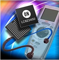 LC823450 低功率、高解析度音頻處理系統LSI