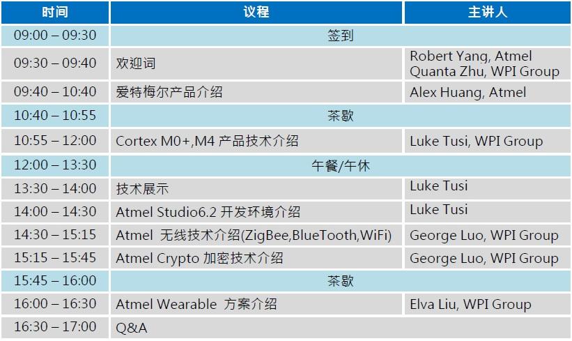 Atmel ZH_20150619 seminar_agenda