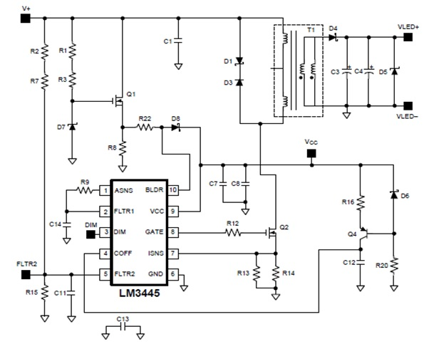 WPI_TI_LM3445-LED_Schematic_20140903