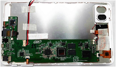 WPIg_Tablet PC_Intel-BayTrail-T CR Z3736F_EVM