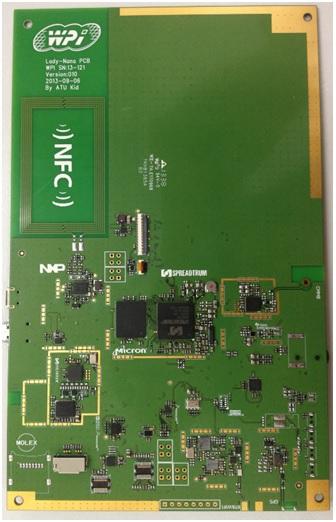 WPIg_SmartPhone_Spreadtrum_SC8810-EVM