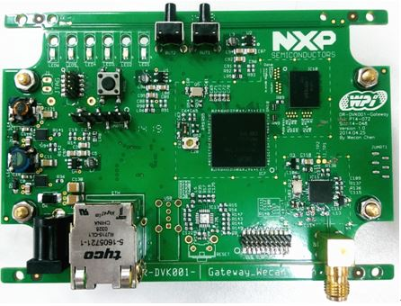WPIg-Consumer-Security-NXP-LPC3240-EVM