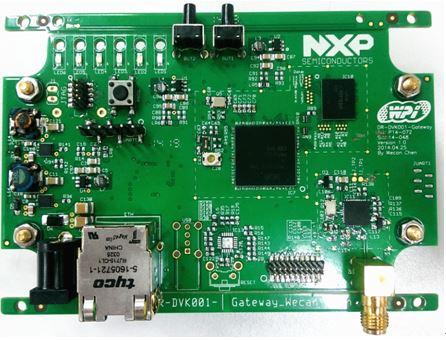 WPIg-Consumer-Security-NXP-LPC3240-EVM