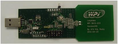 WPIg-Smartphone-NXP-PN544,PN65O-EVM