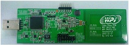 WPIg-Smartphone-NXP-PN547,PN65T-EVM