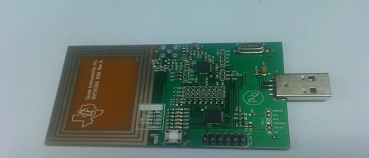 WPIg_TI_NFC-Demo-Board