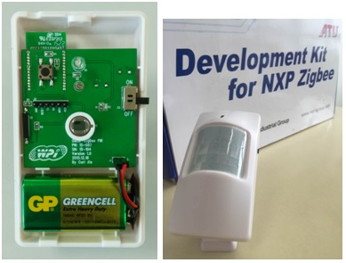 WPI-SMART-HOME-NXP-ZIGBEE-JN5168-MOTION-SENSOR-PHOTO
