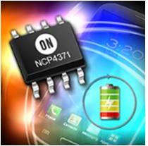 NCP4371 高壓專用充電端口(HVDCP)控制器用於高通快速充電3.0