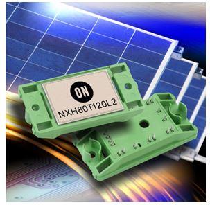 功率整合模組 NXH80T120L2Q0
