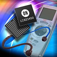 超低功耗、高解析度整合音頻處理器 LC823450