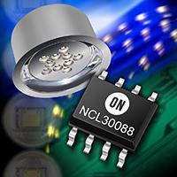功率因子校正准谐振初级端电流模式控制器,用于LED照明 NCL30088
