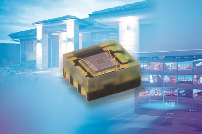 High Accuracy Ambient Light Sensor with I2C Interface VEML6030