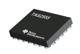 5.7-W Class-D Mono Audio Amplifier with Class-H Boost and Speaker Sense TAS2555