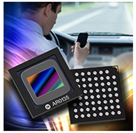 AR0135 全局快門CMOS影像感測器