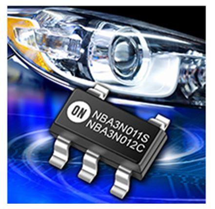 汽車低壓差分訊號(LVDS)驅動器和接收器 NBA3N011S/NBA3N012C