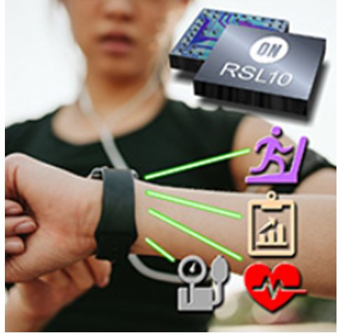 超低功耗多協議藍牙5認證的系統單晶片(SoC) RSL10