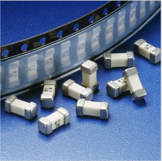 LITTELFUSE - 452 Series - NANO²® Slo-Blo® Subminiature Surface Mount Fuse