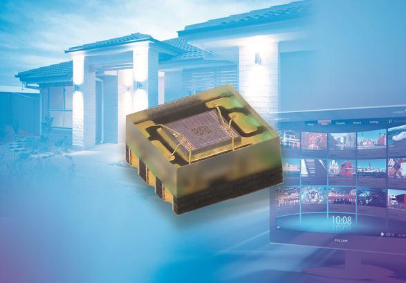 Vishay High Accuracy Ambient Light Sensor with I2C Interface VEML6030