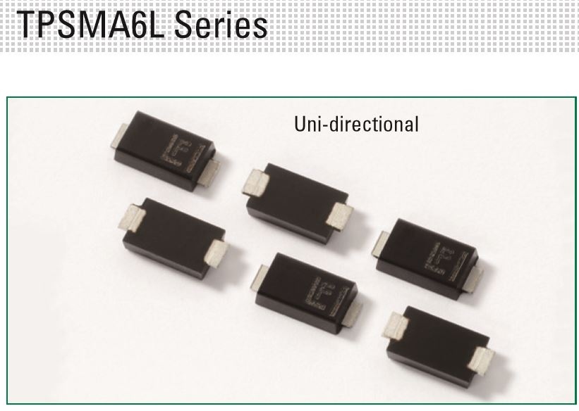 LITTELFUSE -TPSMA6L Series TVS Diodes