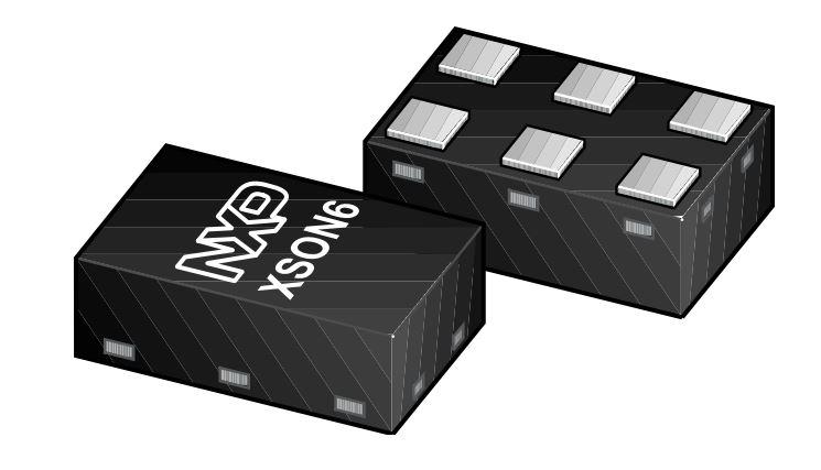 NXP LTE low / middle / high band LNA BGU8L1/BGU8M1/BGU8H1