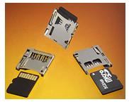 Molex - MicroSD Memory Card Connector