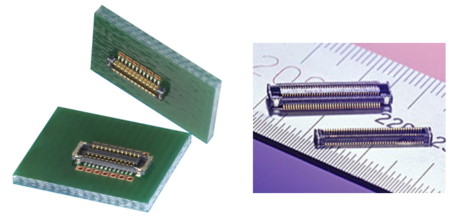 Molex - SlimStack™ 板对板连接器