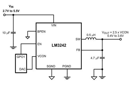 LM3242