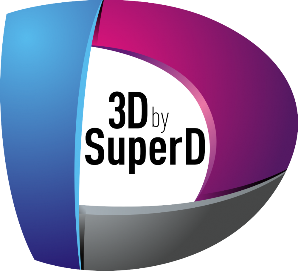 SuperD Logo