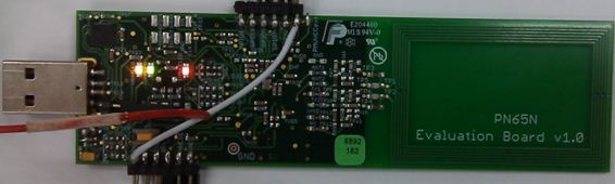 品佳 PN65N / PN544 Demo Board 展示: