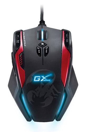 恩智浦半導體LPC 微控制器獲昆盈 GX Gaming 系列滑鼠採用