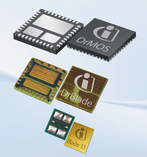 英飛凌DrBlade 包含最新一代的低壓 DC/DC 驅動器技術及 OptiMOS™ MOSFET 元件。創新的 Blade 封裝技術,大幅縮小封裝體積、降低封裝電阻及電感,同時亦降低熱阻。