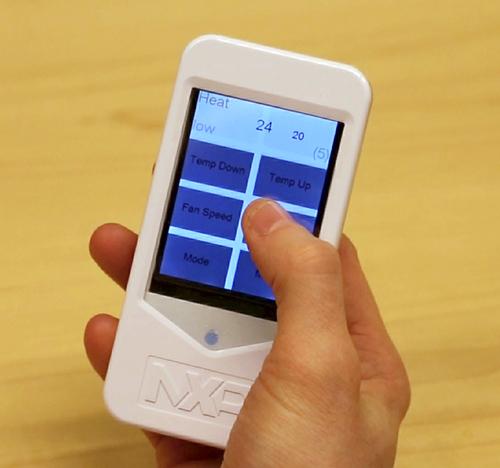 NXP smart remote