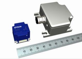 Epson 推出工業用高性能水平儀/加速計