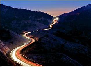 新科技提高夜間駕駛的安全性。