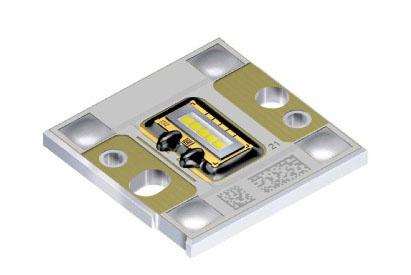 現有的多重晶片LED,例如Osram Ostar頭燈,提供了可供未來開發之用的平台