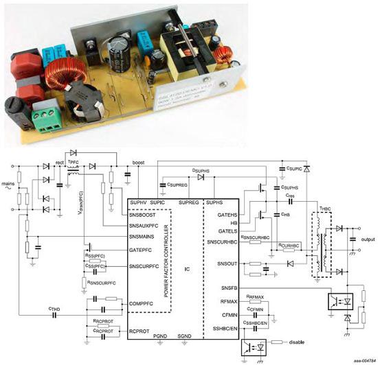大功率LLC方案SSL4120