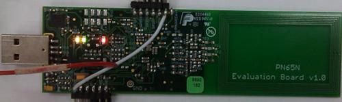 品佳集团PN65O / PN544 Demo Board 展示