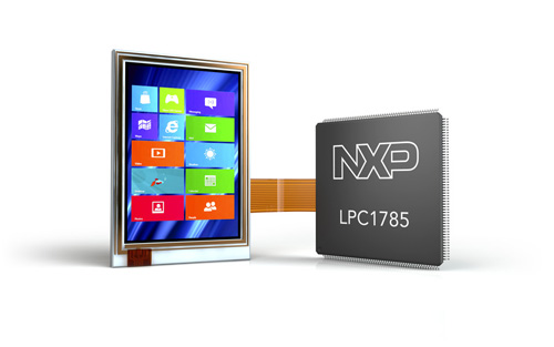 NXP-LPC1785-with-LCD