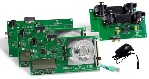 DMX512A Starter kit (Part # DV160214-2)